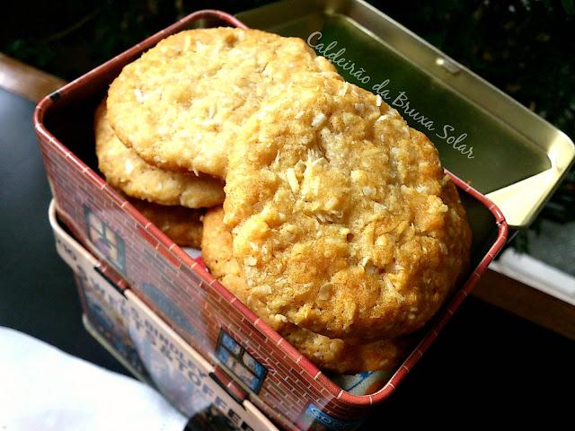 Biscoitos Anzac