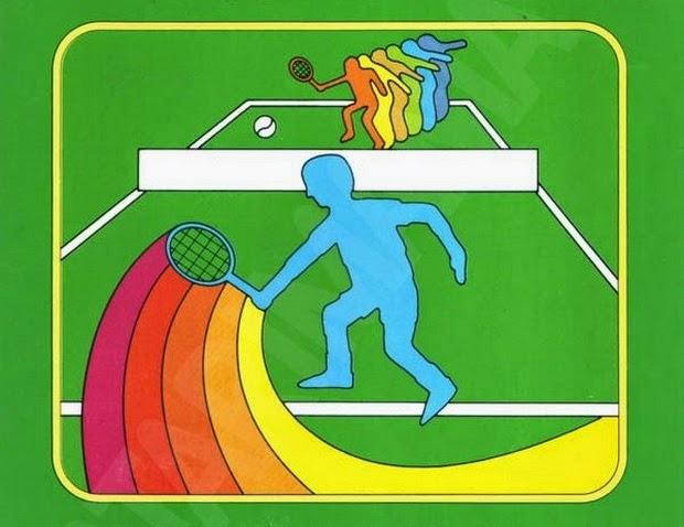 Tennis Atari