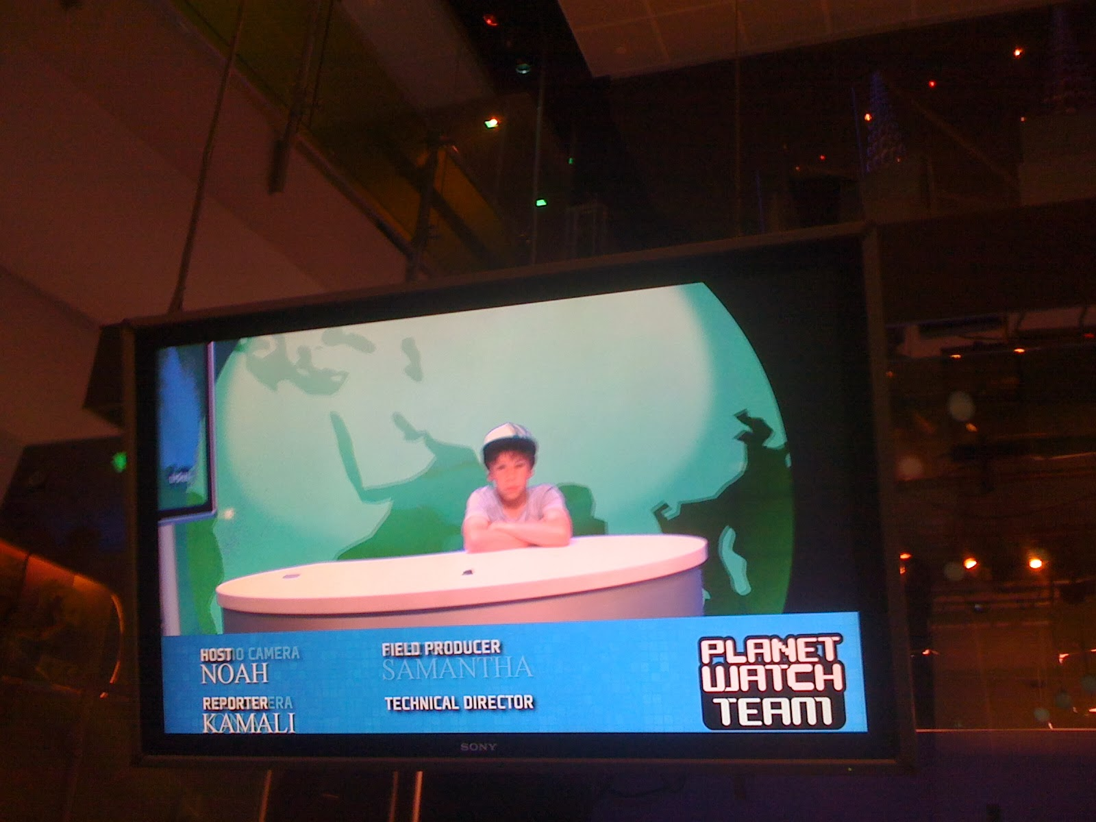Sony Wonder Technology Lab in NYC