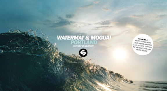 Watermät and Moguai - Portland