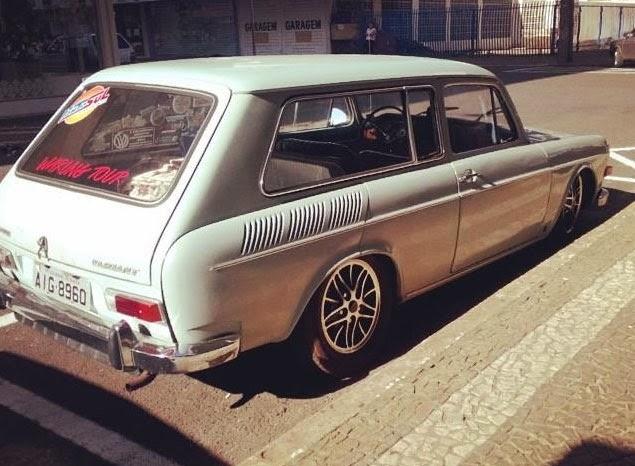 1970 Brazilian Volkswagen Squareback - Buy Classic Volks