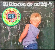 EL RINCÓN DE MI HIJO