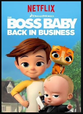 The Boss Baby Back In Business S02 Custom HD Dual Latino 5.1