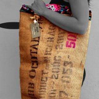 Ideas para Reciclar bolsas de Yute