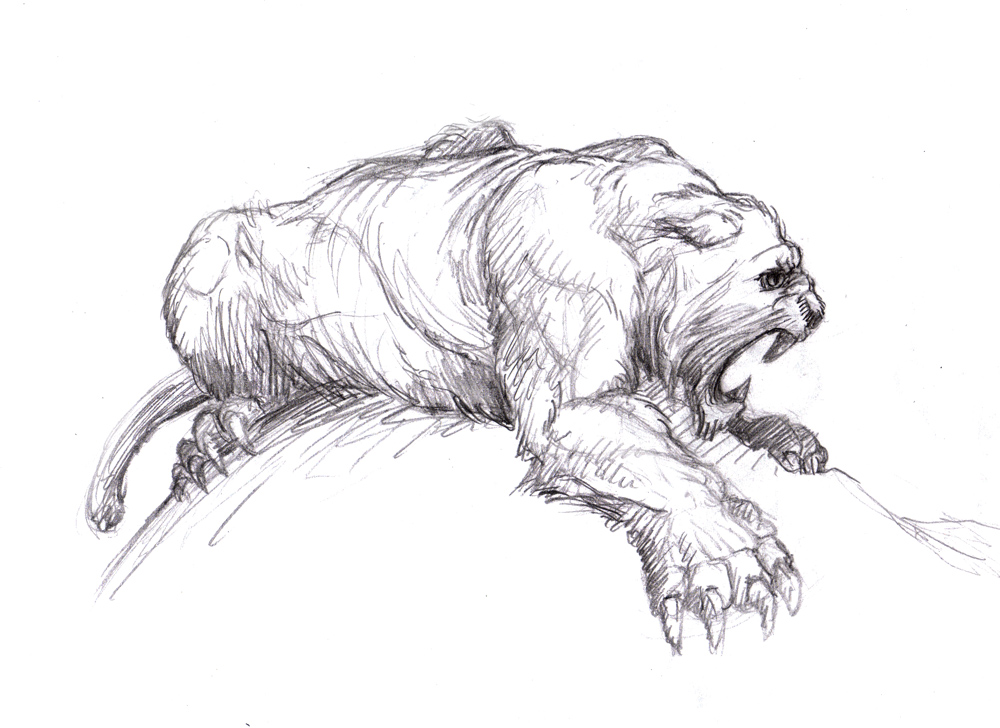 Magellin Blog Big Ol Lion