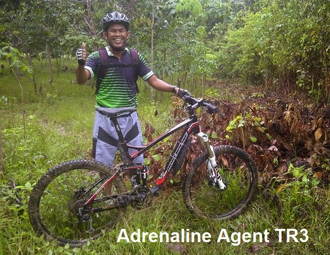 adrenaline tr3 2014
