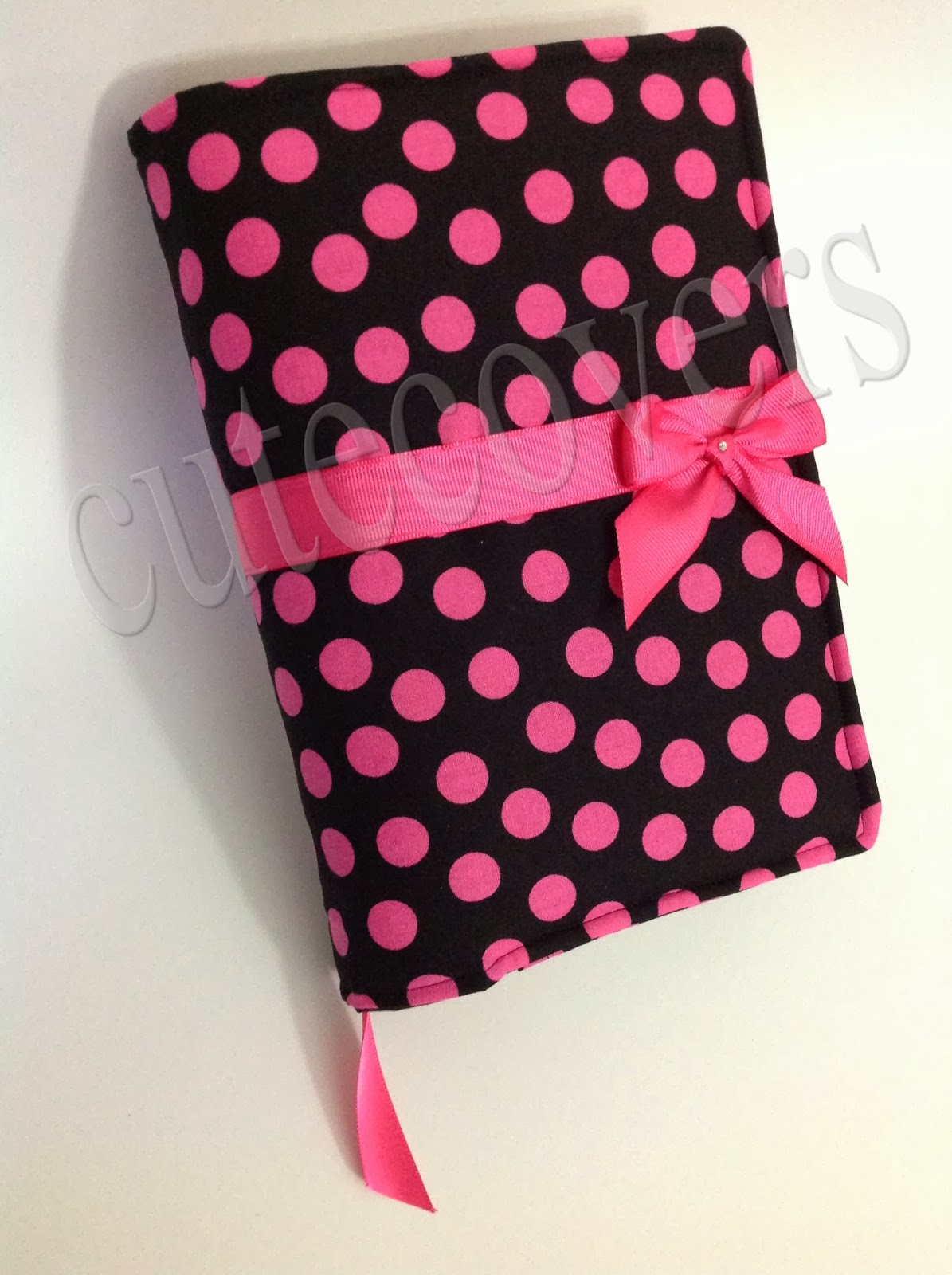 cute covers polka dot bible cover