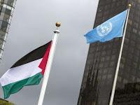 Alhamdulillah, Akhirnya Bendera Palestina di PBB