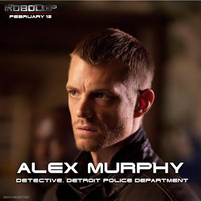 Alex Murphy (Joel Kinnaman)