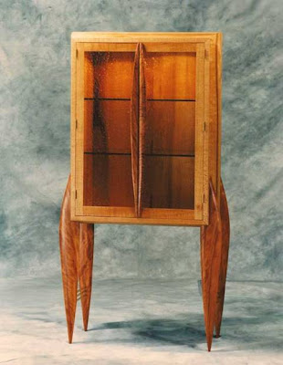 Antique Wood Furniture Cabinets (3)