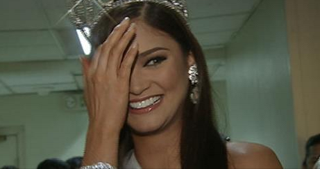 Pia Wurtzbach interview about PNOY