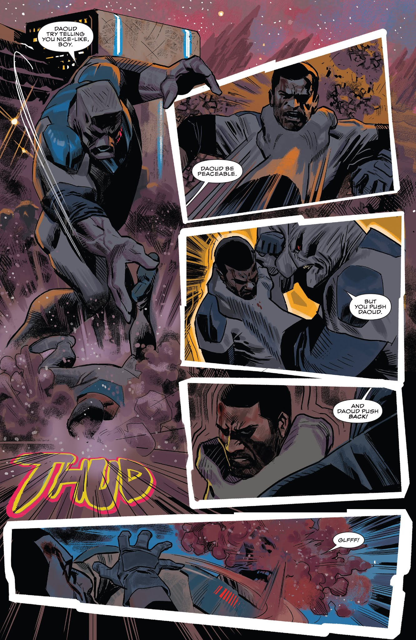 Black Panther (2018) #1 #18 - English 22