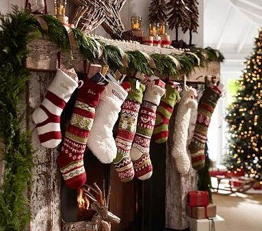 http://www.potterybarnkids.com/products/fairisle-stockings/
