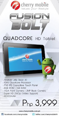 Cherry Mobile Tablet