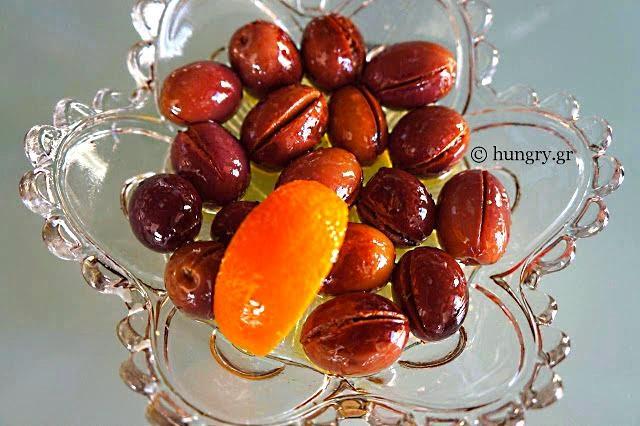 Olives in Vinegar