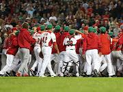 Canada and Mexico brawl in World Baseball Classic