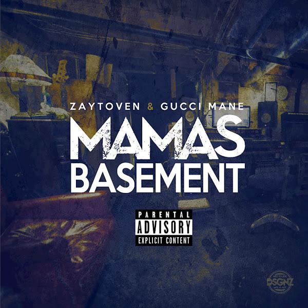 Zaytoven - Mama's Basement Cover