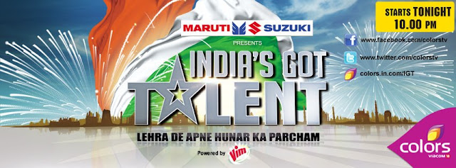 India's got talent (season 4)