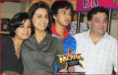 Rishi Kapoor, Neetu Singh Kapoor