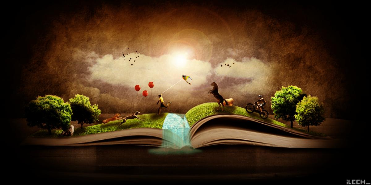 Άνοιξε ένα παραμύθι... μπες σε έναν κόσμο μαγικό...!