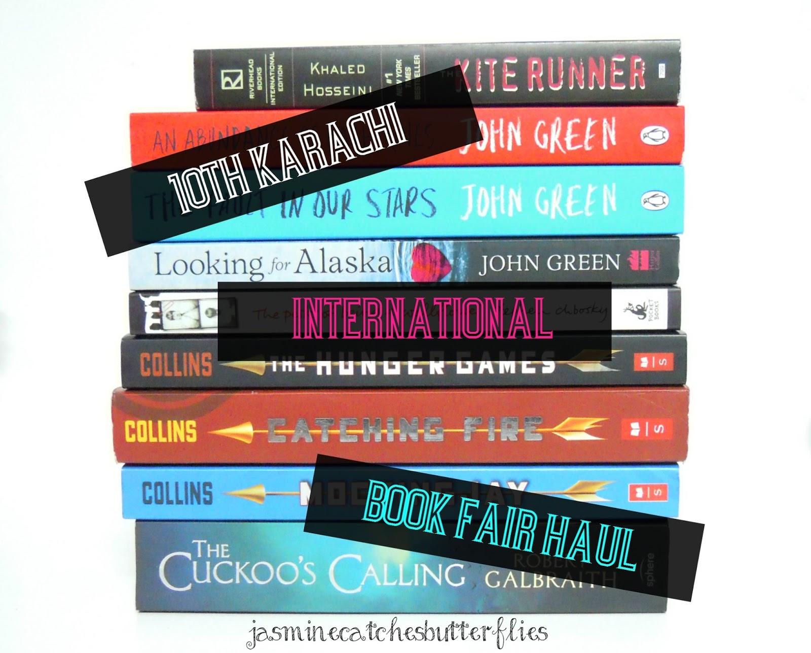 10th Karachi International Book Fair Haul