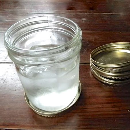 DIY Canning Lid Coasters