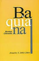Anuario V (2003-2004)
