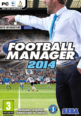 Download Game FOOTBALL MANAGER 2014 Full Version