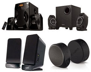 Get Flat 50% Extra Discount on Speakers (Creative, Philips, i-ball, Edifier, Logitech & more) @ Paytm