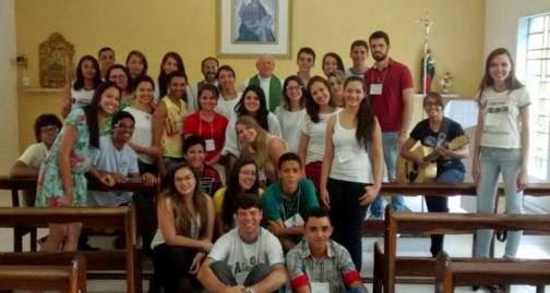 Diocese de São Luís de Montes Belos realiza formação para IAM e JM