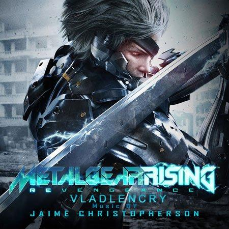 Jamie Christopherson   Metal Gear Rising: Revengeance OST   2013