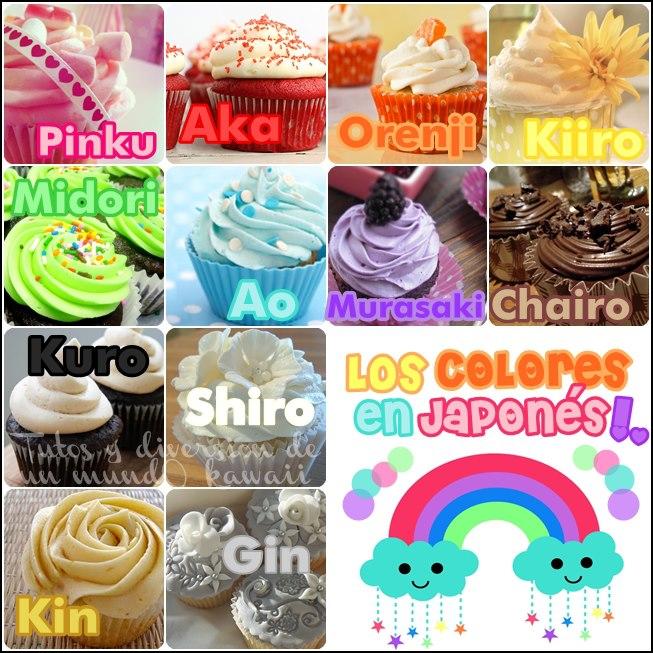 Colores kawaii