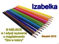 Gra w kolory I (od VI.2014 do VIII.2015)