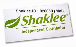 Pengedar Sah Shaklee Seri Kembangan