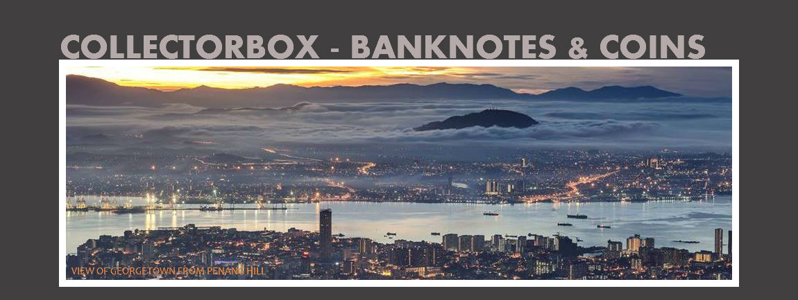 COLLECTORBOX - World banknotes and coins