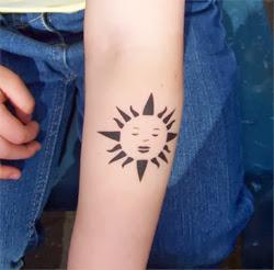 Tattoos de Sol