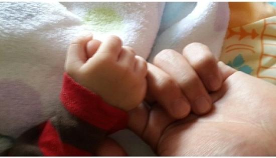 Foto baby wawa zainal