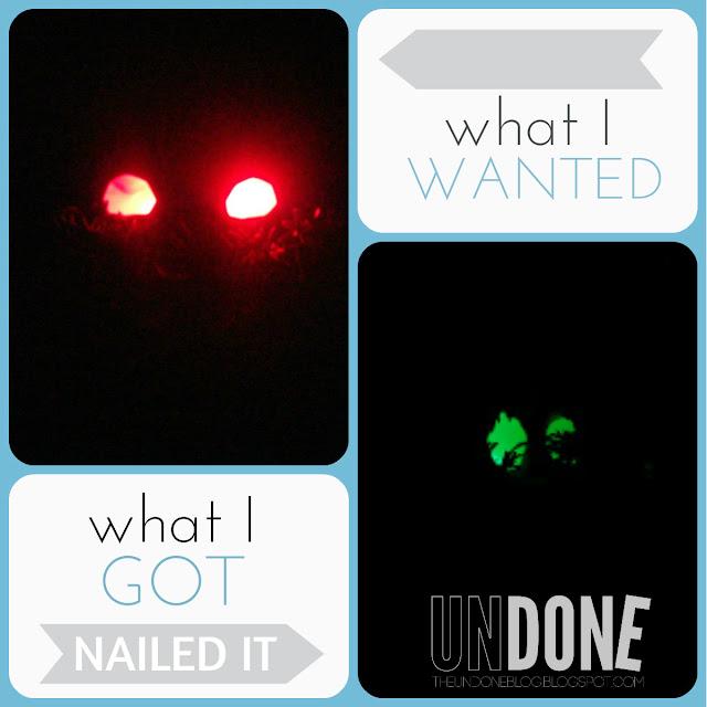UNDONE: Toilet Paper Roll Creepy Eyes - Practicing Pinterest