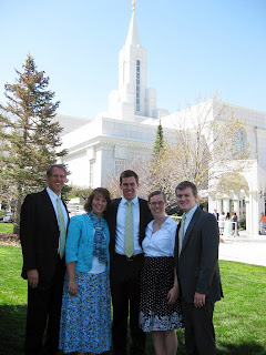 Bountiful, Utah Temple