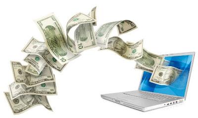 Uang Dari Internet