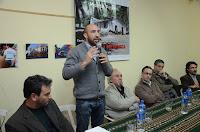 La Cámpora Olavarría: Acompañando el anuncio de la construcción del sitio de la Memoria en Monte Peloni