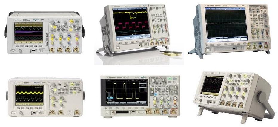 Best Digital Oscilloscope : Mixed domain and signal oscilloscopes supplies agilent
