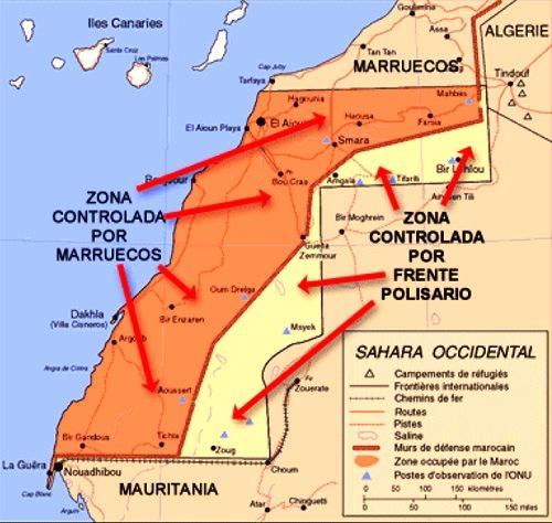 Sahara Occidental, otro año de ocupación y derechos cercenados