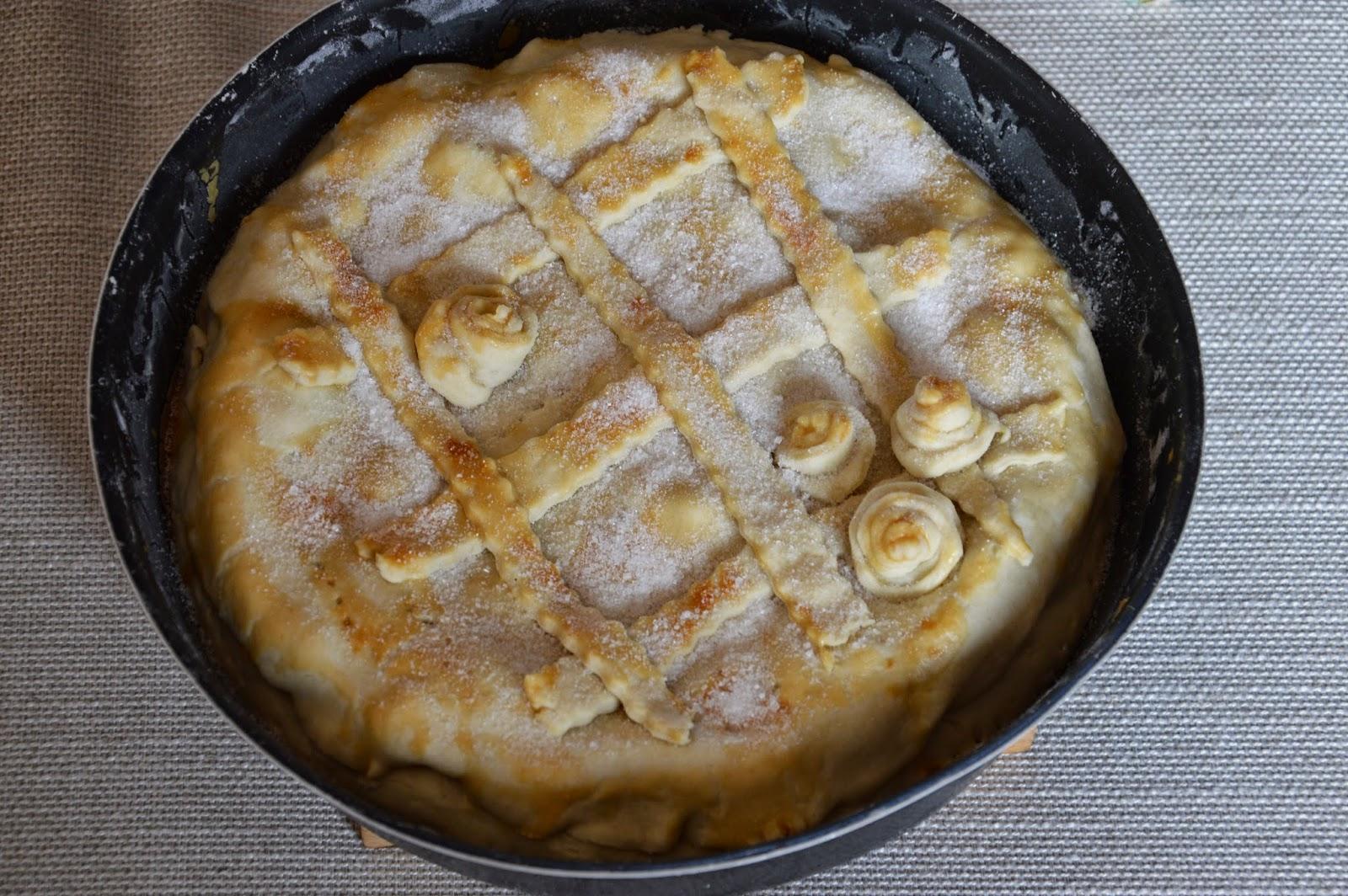 Viaggi arte e cucina torta di mele apple pie