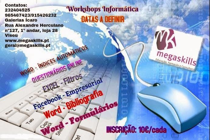 Workshops de Informática em Viseu