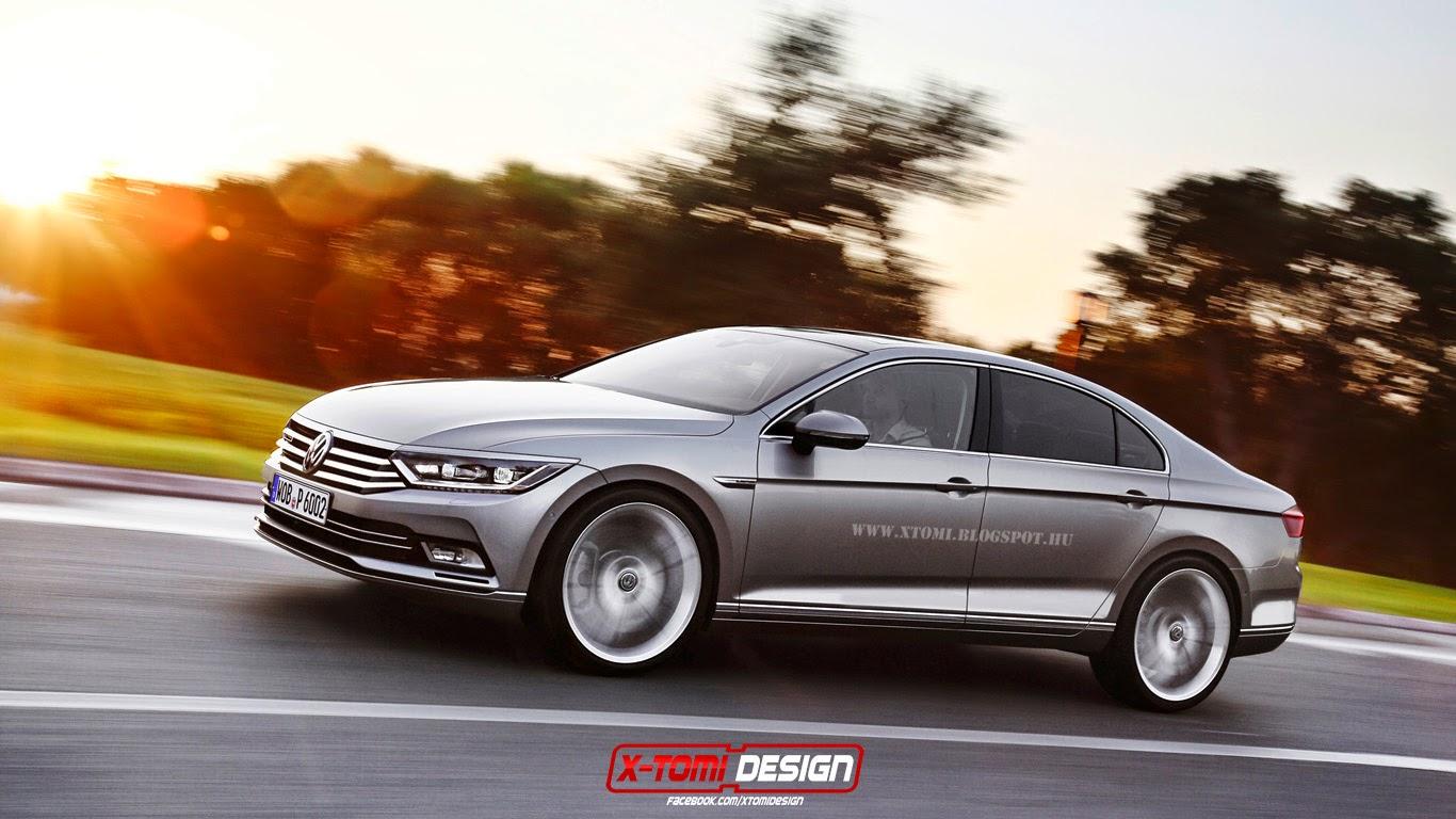 X-Tomi Design: Volkswagen Passat CC
