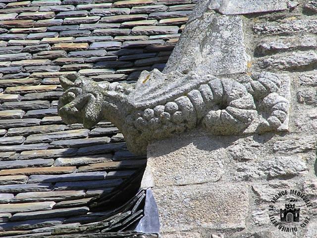 SARZEAU (56) - Château de Suscinio (Cour intérieure)