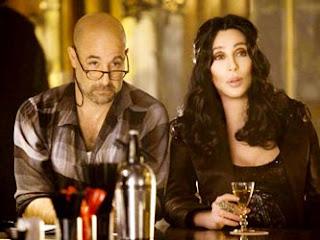 Stanley Tucci e Cher