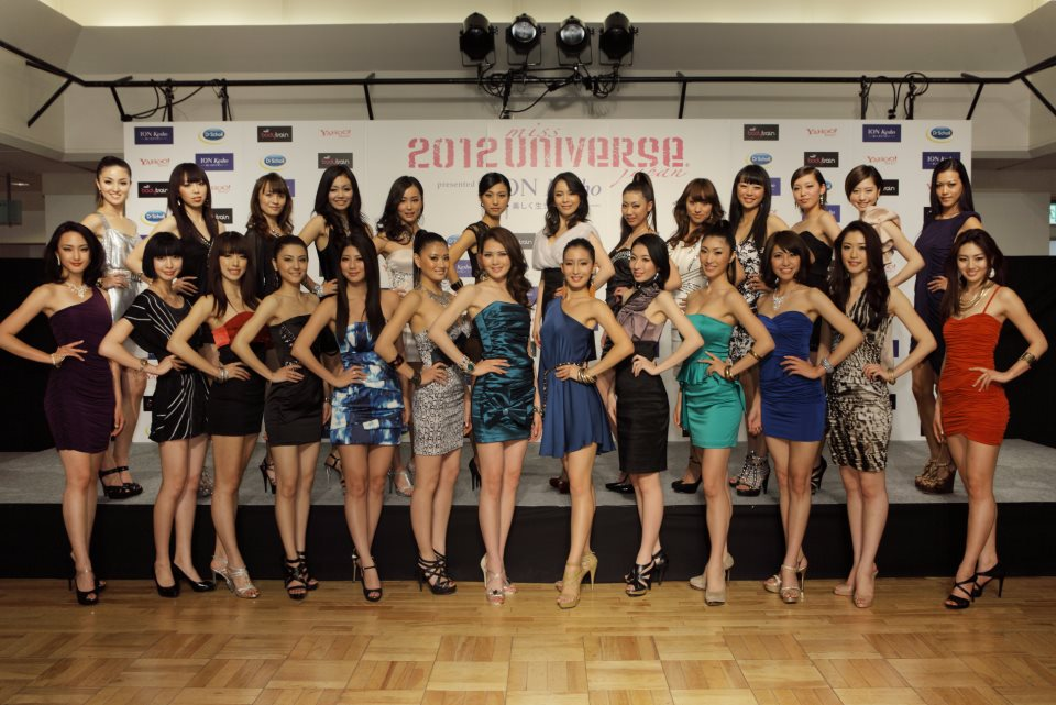 Miss Universe2012 http://wonderfulrife.blogspot.com/2012/03/miss-universe-japan-2012-contestants.html