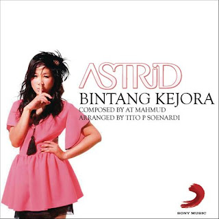 Foto Cover Astrid Bintang Kejora